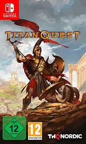 Titan Quest - Nintendo Switch