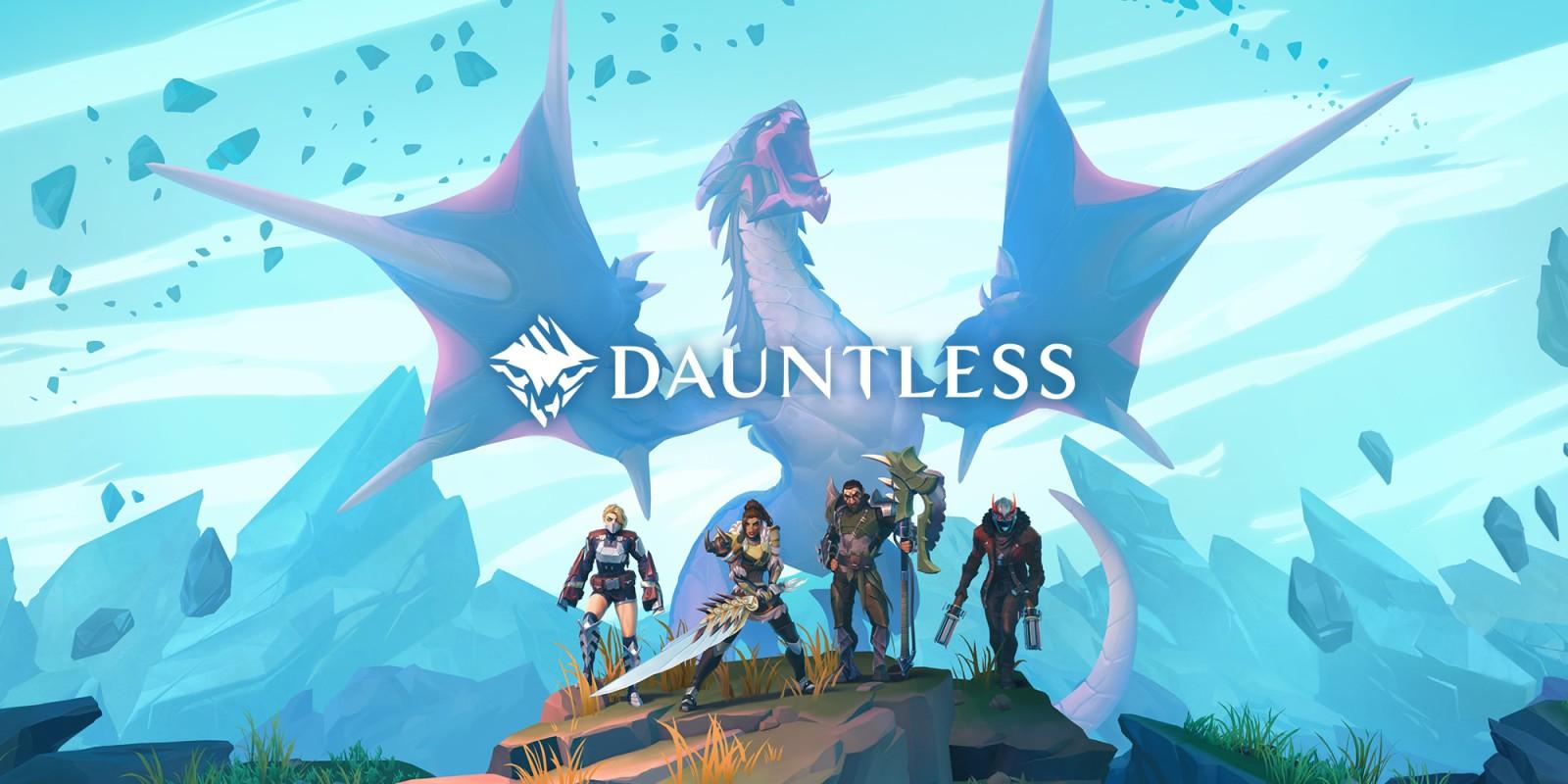 Dauntless op de Nintendo Switch