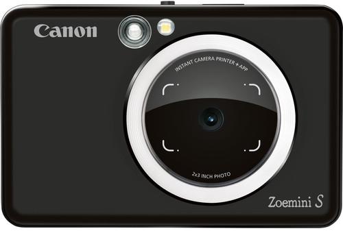 Canon Zoemini S zwart instant camera voor €101,99 @ Coolblue