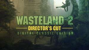 Wasteland 2 Director's Cut Digital Classic Edition + Wasteland 1: The Original Classic gratis @GOG