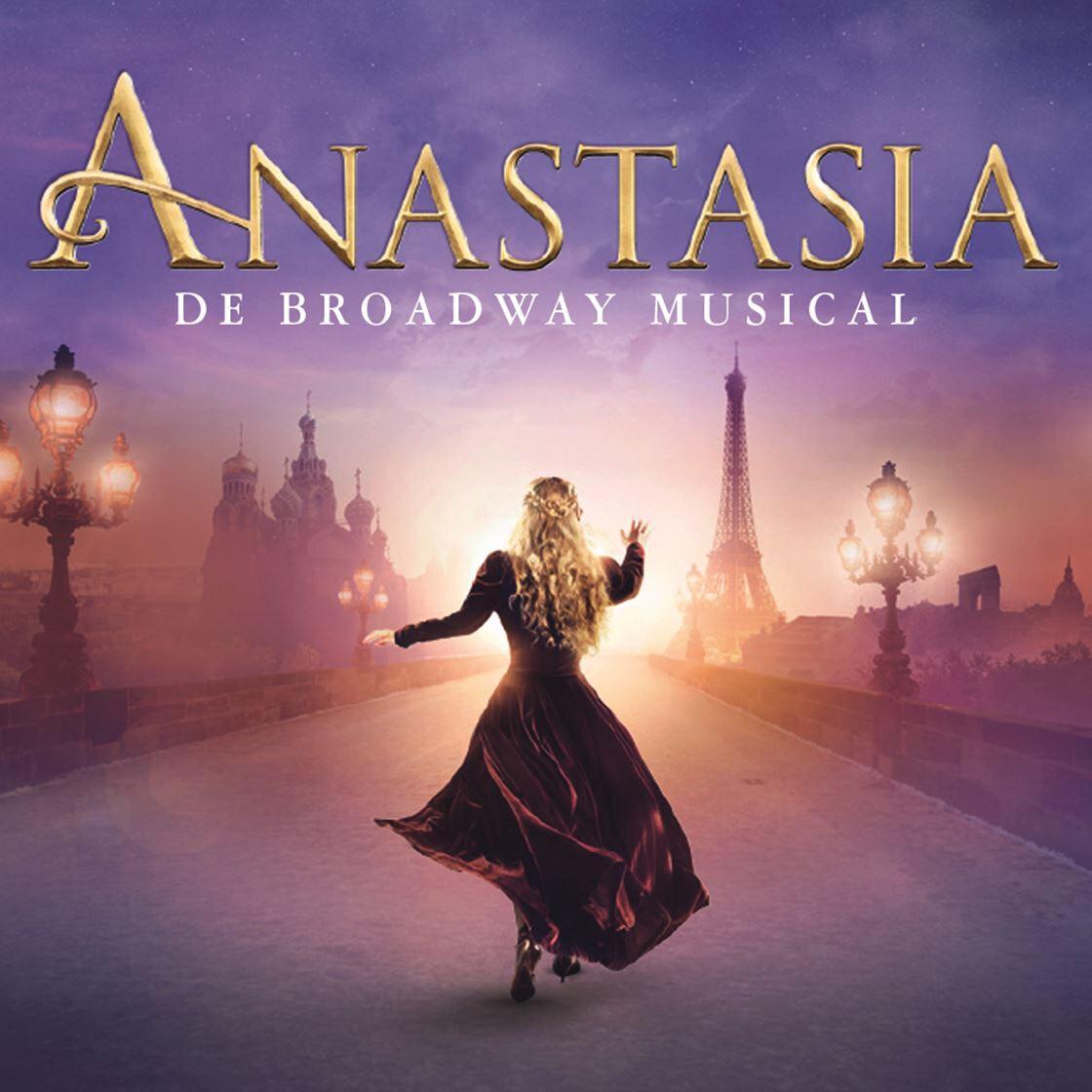 Anastasia Musical te Scheveningen vanaf 9€ met Tessa Voucher