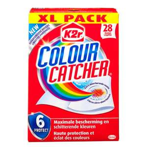 3* K2R COLOUR CATCHER XL @kruidvat