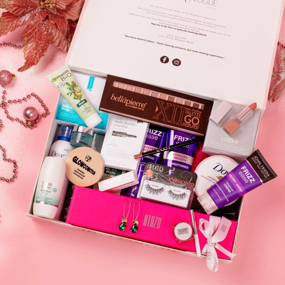 Beauté et Vogue Box