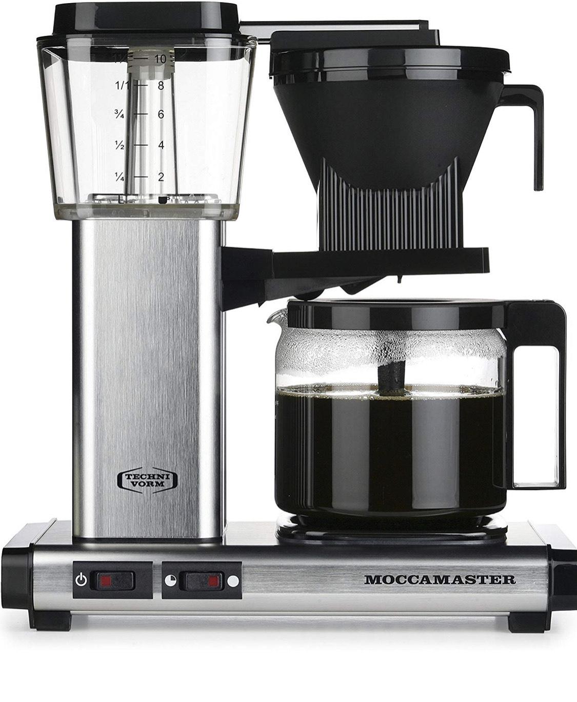 Koffiezetapparaat - Moccamaster KBG 741 @Amazon.de