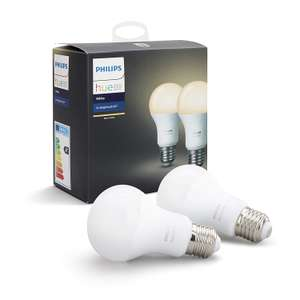 Philips Hue White 2x E27