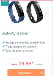 Sinji Activity Tracker