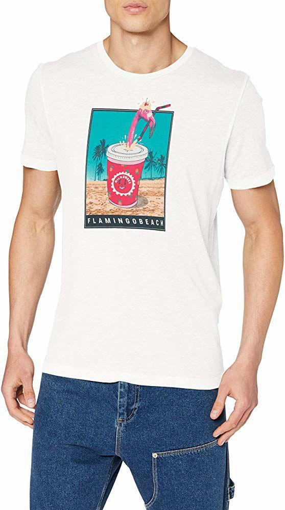 Jack & Jones Shirt met print maat S, bestelling vanaf 29,00