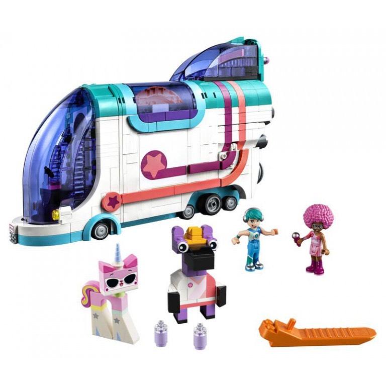 DE LEGO® FILM 2™ 70828 Uitklap feestbus [fun.be]