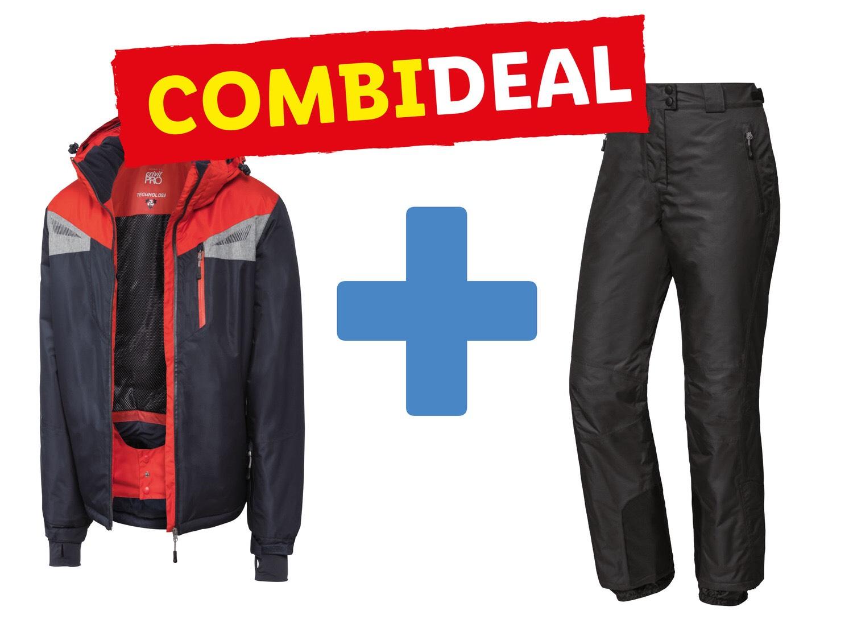Ski-Jas + Skibroek Combideal 35€ @ LIDL