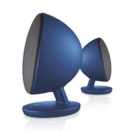 KEF EGG actieve desktop speaker set, blauw (SP3874CA)