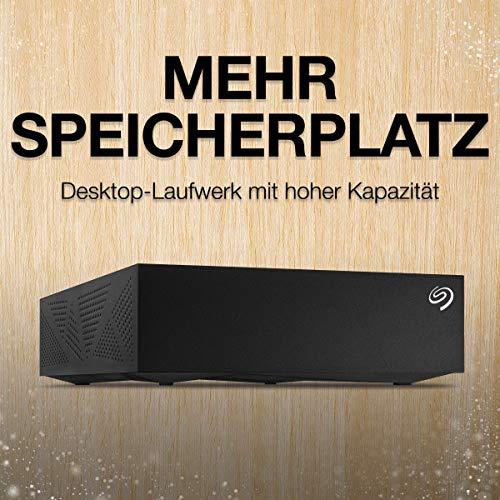 Seagate Desktop Drive 8000 GB 8 TB externe harde schijf (8,89 cm (3,5 inch) USB 3.0, PC, Xbox, PS4)