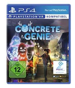 Concrete Genie (PS4) @ Amazon.de