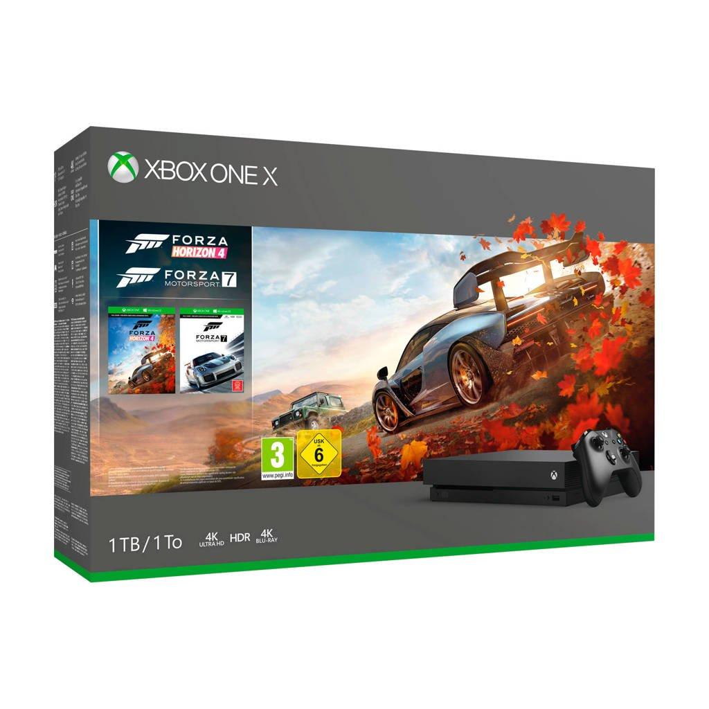 Xbox one X voor 299 bij wehkamp.nl