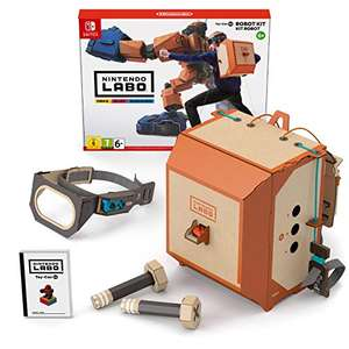 Nintendo Labo Robotpakket @Amazon.de