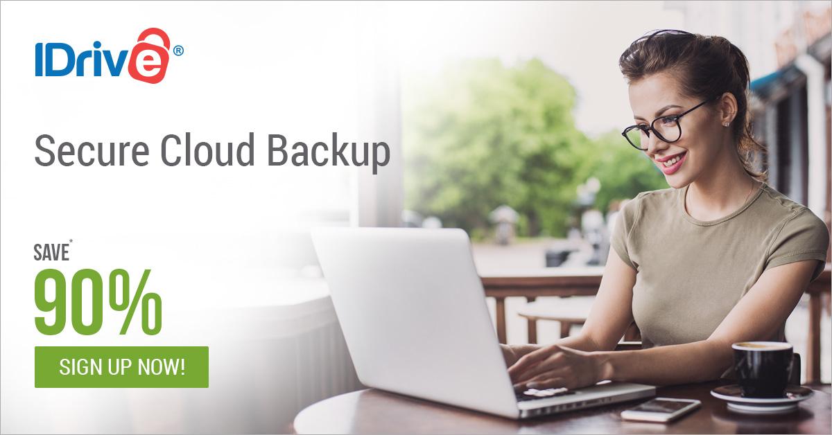 5TB Cloud Storage voor 1 jaar $6. Daarna $74 per jaar