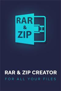 Extract Rar Zip 7zip Tar Unrar : Open & Archive All Files