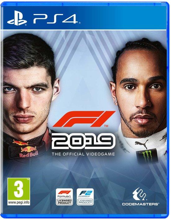 F1 2019 PS4 - 50% korting via Bol.com