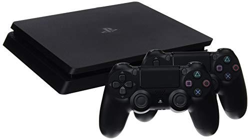 PlayStation 4 Slim 1TB + Twee DualShock 4 V2 Controllers @ Amazon.it