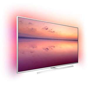 Philips Ambilight 55PUS6814(55 inch) Smart TV met Alexa - 50HZ (4K UHD, P5 Perfect Picture Engine, HDR 10+, Dolby Vision, Dolby Atmos)
