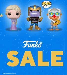 Funko Pop! Sale @ Large