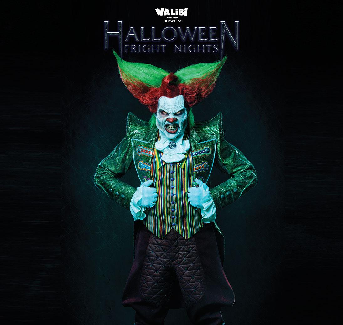 Walibi Halloween Fright Nights €29 @ HEMA
