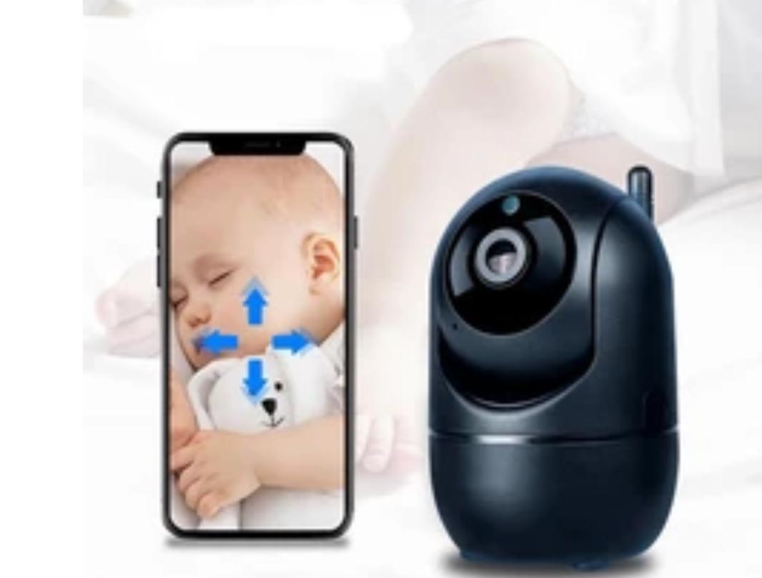 Babyfoon HD-PRO | Nachtzicht & Bewegingsdetectie