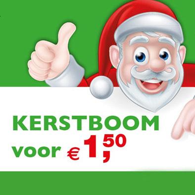 [Lokaal] [Autoradam Almere] Kerstboom voor €27,50 (met 26,- wasstraat coupons)