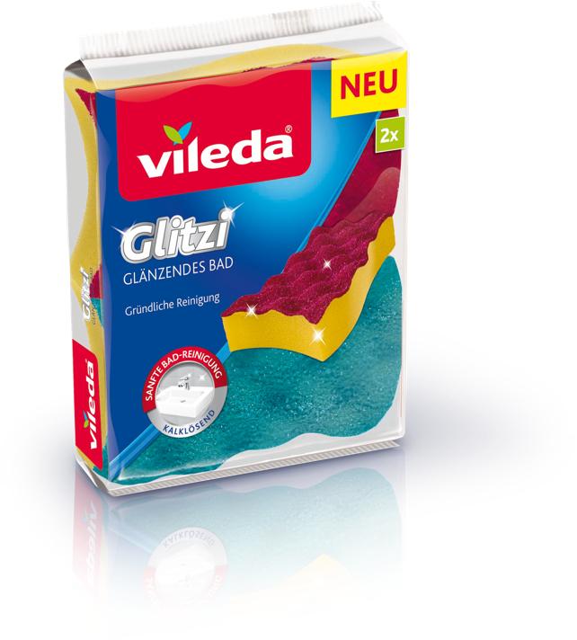 Grensdeal - Vileda Glitzi Glänzendes Bad gratis testen