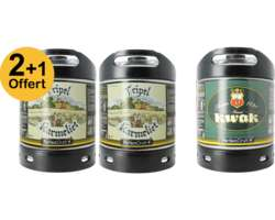 Perfect draft speciaalbier vaten bij Hopt.nl