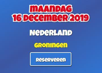 Ma 15 dec: bezorgen GROTE foodpakketten in provincie Groningen tegen stuntprijzen