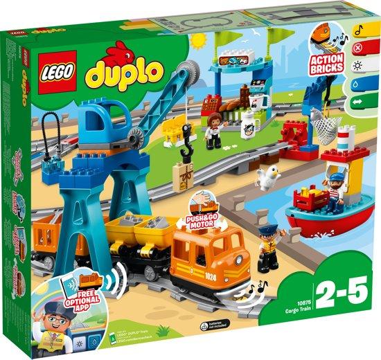 LEGO DUPLO Treinen Goederentrein - 10875