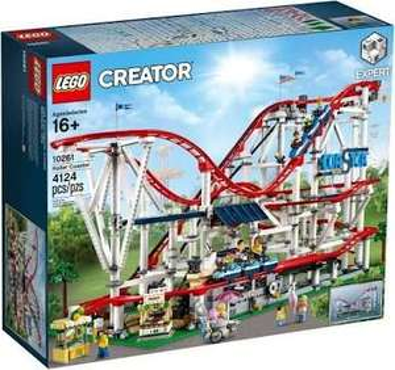 Lego Creator expert rollercoaster
