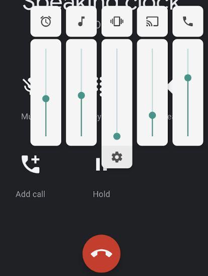 Volume Control Panel Pro @Google Play Store Gratis
