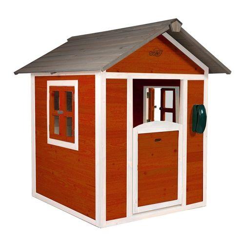 Axi houten speelhuis Lodge met €75 korting