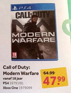 Call of Duty: Modern Warfare bij Intertoys