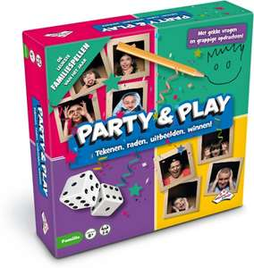 Bol.com | Party & Play - Bordspel - Familiespel