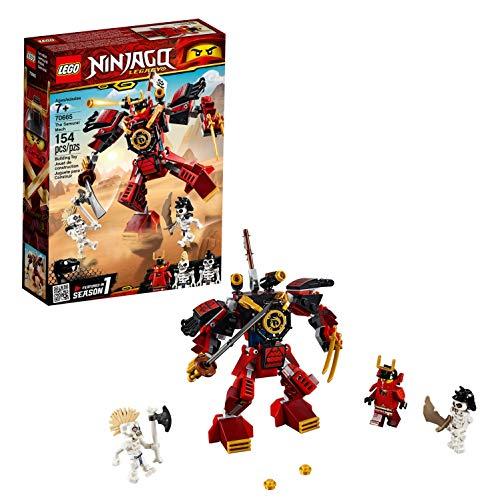 LEGO NINJAGO 70665 - Samurai-robot