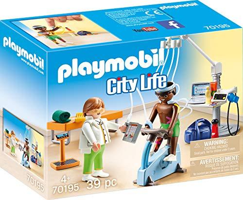 PLAYMOBIL Praktijk fysiotherapeut - 70195