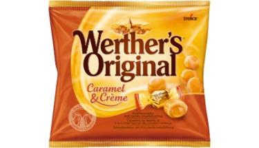 Gratis Werther's Original Caramel & Crème (geld terug)