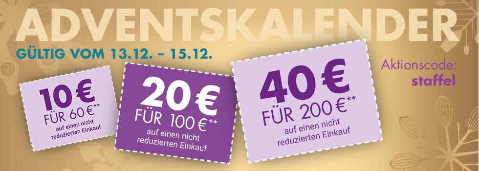 Bij Galeria 10, 20 of 40 euro korting op besteding van € 60, 100 of 200 euro (op alles behalve sale) enkele mooie Lego aanbiedingen!