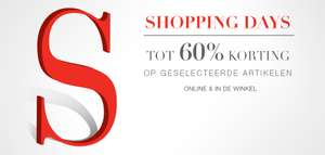 Shopping Days met hoge kortingen @ Marks & Spencer