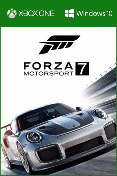 Forza Motorsport 7 (Xbox One/PC Digital Code Play Anywhere) @cdkeys.com