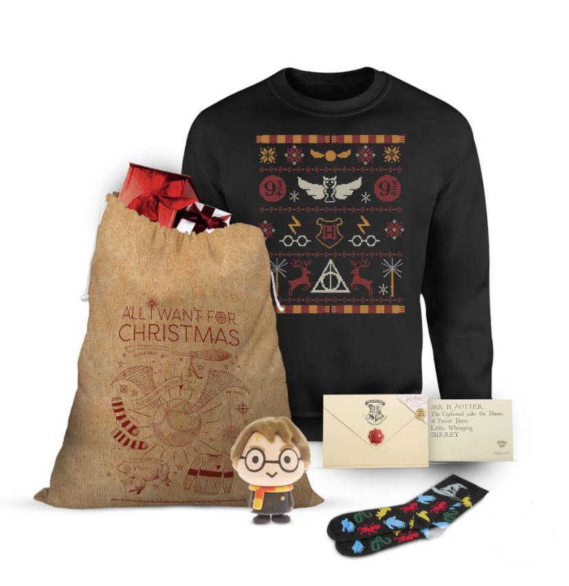 Harry Potter cadeauset