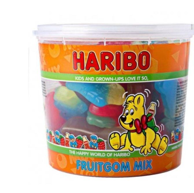 Meer dan 1,5 kg snoep voor 5 euro