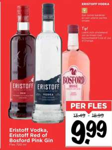 Bosford Rose Gin 70 cl €9,99