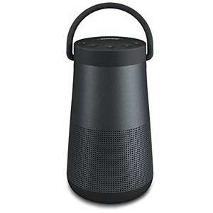 Bose Soundlink Revolve+, Bluetooth speaker.