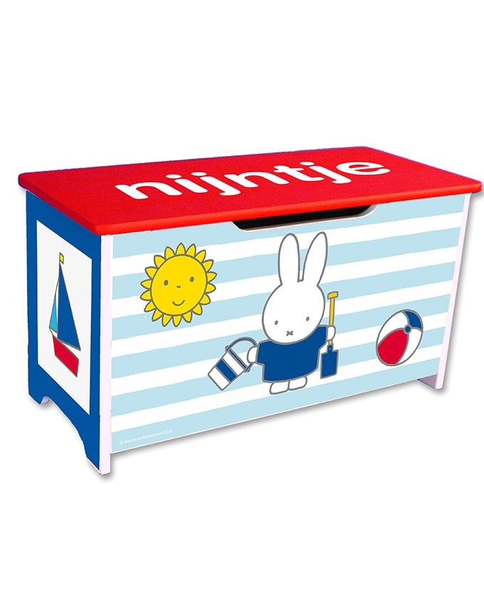 Nijntje speelgoedkist sailor voor €25 @ Prenatal