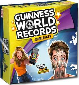 Guinness World Records Challenges - Bordspel. @dagknaller.nl
