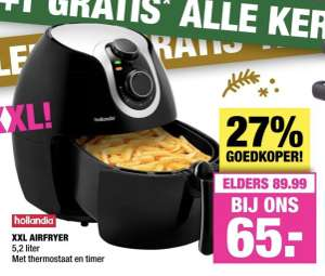 Big Bazar Hollandia XXL airfryer