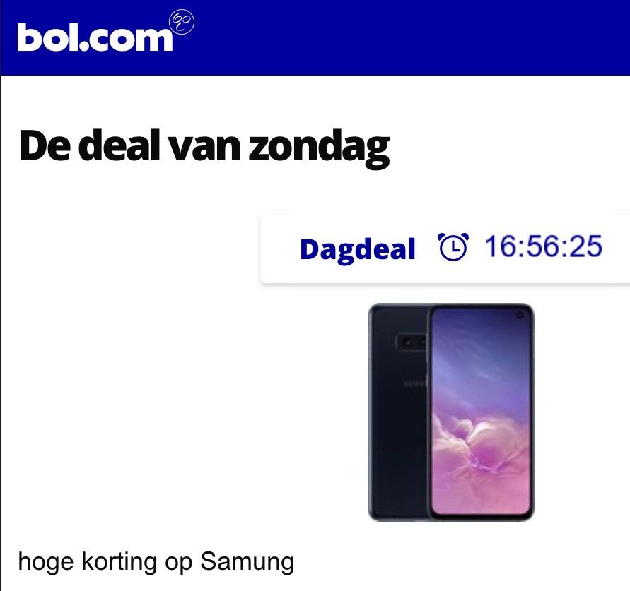 Hoge Korting op Samsung producten